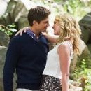 Katherine Heigl and Eric Winter