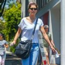 Katherine Schwarzenegger – Shopping at The Grove in Los Angeles