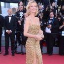 Eva Herzigova – 'Ismael's Ghosts' Screening at 70th Annual Cannes Film Festival in France - 454 x 709