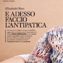 Elizabeth Olsen – Io Donna del Corriere della Sera (March 2018)