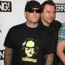 Fred Durst of Limp Bizkit attends the Kerrang Awards 2009 held at the Brewery on August 3, 2009 in London, England