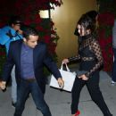 Nina Dobrev Leaves the Power Stylists Dinner in West Hollywood - 454 x 567