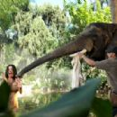 Katy Perry Roar Music Video Behind The Scenes Promo Pics