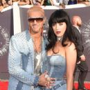 Riff Raff and Katy Perry At The 2014 MTV Video Music Awards - 430 x 594