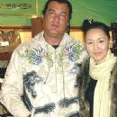 Steven Seagal and Erdenetuya Batsukh - 342 x 479