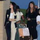 Kendall Jenner – Leaving the Nobu Restaurant in Malibu