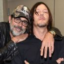 Norman Reedus- October 8, 2016- AMC Presents 'The Walking Dead' at New York Comic Con - 399 x 600