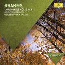Symphonies Nos. 2 & 4 (Berliner Philharmoniker, conductor: Herbert von Karajan)