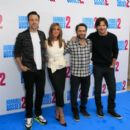 Jennifer Aniston Horrible Bosses 2 Photocall In London