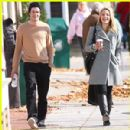 Adam Brody and Dianna Agron