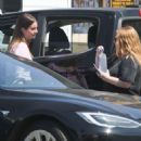 Lana Del Rey – Shoots a music video in Los Angeles