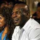 MIKE TYSON & LUZ WHITNEY