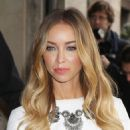 Amy Childs Lauren Pope 2014 Tric Awards In London