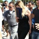 Ashley Benson – Out and about in Cannes