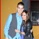 Adrienne Bailon and Robert Kardashian jr