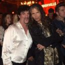 CEO of Big Machine Records Scott Borchetta and Steven Tyler attend the Big Machine Label Group Celebrates The 48th Annual CMA Awards in Nashville on November 5, 2014 in Nashville, Tennessee