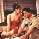 Sylvester Stallone and Annabella Sciorra