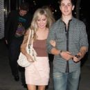 David Henrie and Elle Mclemore