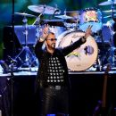 Ringo Starr performs during the Ringo Starr and his All Starr Band concert at The Greek Theatre on September 01, 2019 in Los Angeles, California - 454 x 384