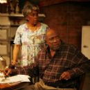 Starletta DuPois ('Bessie Benton,' left) and Louis Gossett Jr. ('Samuel Benton,' right) star in Lionsgate Home Entertainment's The Least Among You.