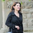 Nigella Lawson out in Notting Hill - 454 x 613