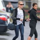 Naomi Watts in Tights Leaves a gym in Los Angeles - 454 x 632