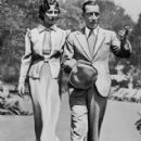 Buster Keaton and Mae Scriven - 419 x 550