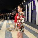 Lana Condor – 2019 Vanity Fair Oscar Party at the Wallis Annenberg Center in Beverly Hills 02/24/2019 - 454 x 674
