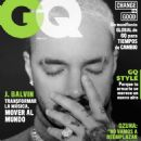 J Balvin - GQ Magazine Cover [Mexico] (September 2020)
