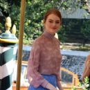 Emma Stone – Arrives at the Hotel Excelsior in Venice