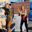 Taryn Manning as Ramona in Zombie Apocalypse - 454 x 303