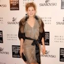 Rosamund Pike - British Fashion Awards At Royal Courts Of Justice, Strand On December 9, 2009 In London, England