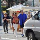 Michelle Rodriguez – Out in St Tropez