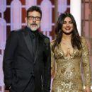 Priyanka Chopra  : 74th Annual Golden Globe Awards - Press Room  Show - 452 x 600
