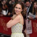 Emilia Clarke  : Me Before You London Premiere