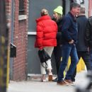 Scarlett Johansson – Arrives for Saturday Night Live Rehearsals at NBC Studios in New York