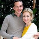 Kelly Rutherford and Daniel Giersch - 240 x 320