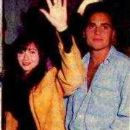 Chris Foufas and Shannen Doherty, October 27th 1992, Planet Hollywood opening - 180 x 321