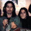 George Harrison and Olivia Trinidad Arrias