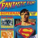Christopher Reeve - Fantastic Films Magazine Cover [United States] (June 1979)