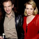 Ralph Fiennes and Emily Watson