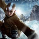 The Last Airbender: French International Character Poster - Aang
