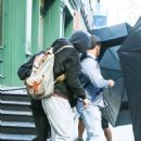 July 24, 2017 - Taylor Swift and Joe Alwyn leaving her apartment in New York City