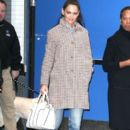 Katie Holmes making an appearance on 'Good Morning America' in New York City, New York on March 29, 2017 - 401 x 600