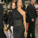 """Jada Smith - """"Late Show With David Letterman"""" In New York City, 09.09.2008."""