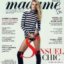 Constance Jablonski - Madame Figaro Magazine Cover [France] (27 November 2015)