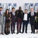 Chris Pine- July 12, 2016- 'Star Trek Beyond' - UK Premiere - Red Carpet - 454 x 274