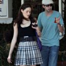 Emmy Rossum Out Shopping At Fred Segal In West Hollywood 2008-06-20