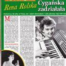 Rena Rolska - Retro Magazine Pictorial [Poland] (November 2018) - 454 x 642