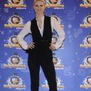 Michelle Hunziker - TV show in Milan, 14.12.2010